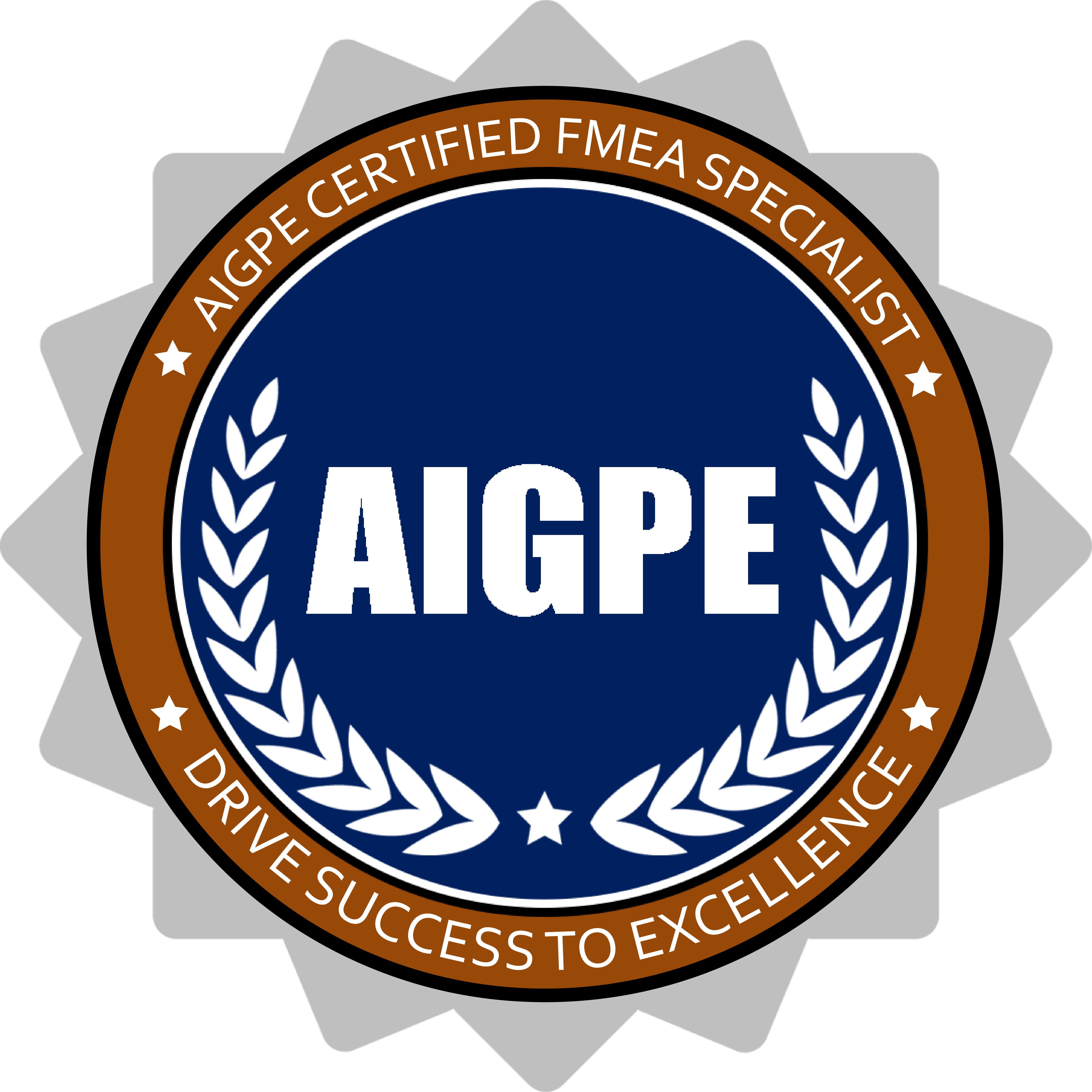 AIGPE FMEA Specialist Digital Badge